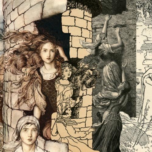Maid Maleen-Corwin Levi-Art-Fairy Tales