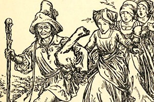 Grimm's Household Tales Illustrated by R. Anning Bell