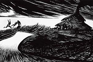 Hansel and Gretel / By Neil Gaiman / Illustrated by Lorenzo Mattotti