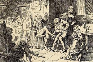 Grimm's Goblins Illustrated by George Cruikshank