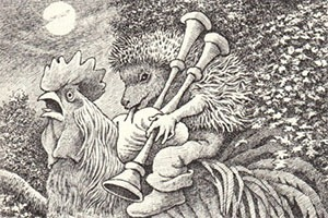 The Juniper Tree and Other Tales from Grimm / Tr. by Lore Segal and Randall Jarrell / Illustrated by Maurice Sendak