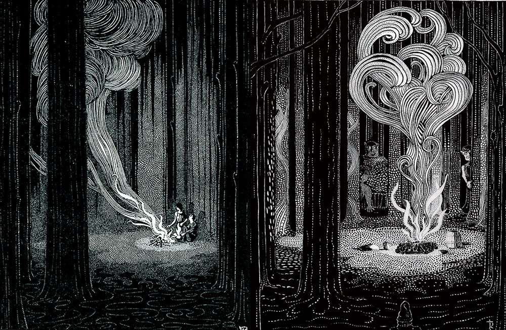 Jennie Harbour & J. R.R. Tolkien