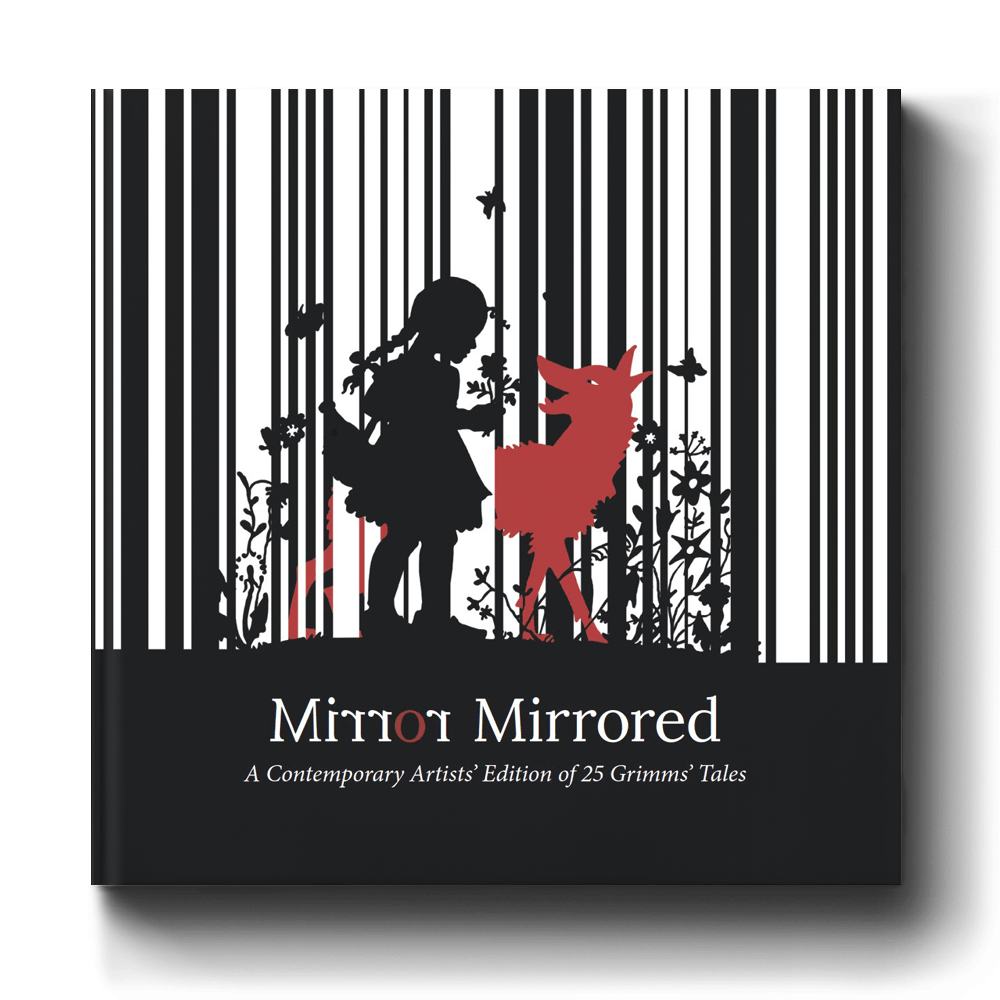 Mirror Mirorred Grimms' Tales Cover