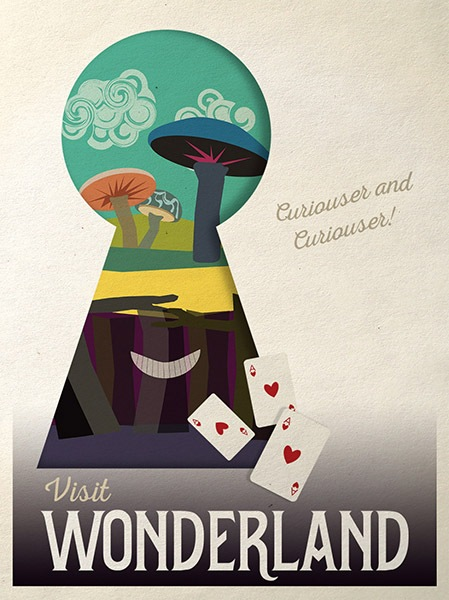 Cantabrigia, Alice in Wonderland
