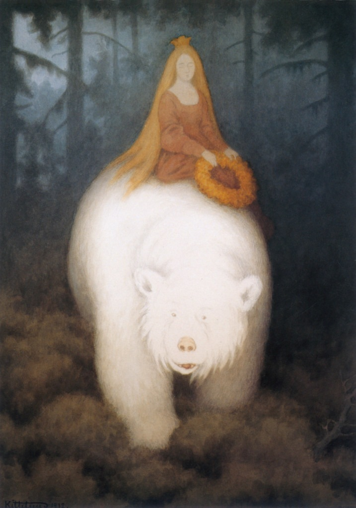 Illustration by Theodor Kittelsen, c. 1912