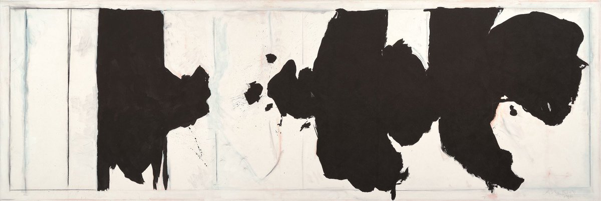 Robert Motherwell's Reconciliation Elegy, 1978
