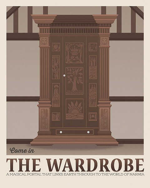 Seventh Art Shop, Chronicles of Narnia