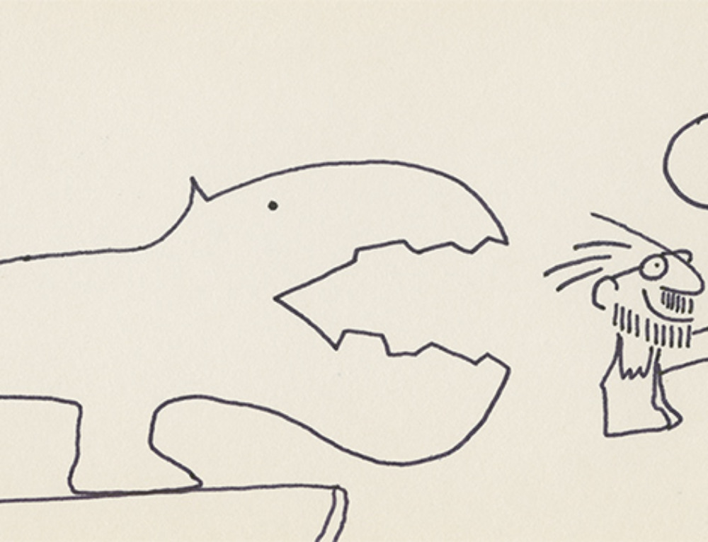 Tom Olson and the Tiger: An Animator's Tale