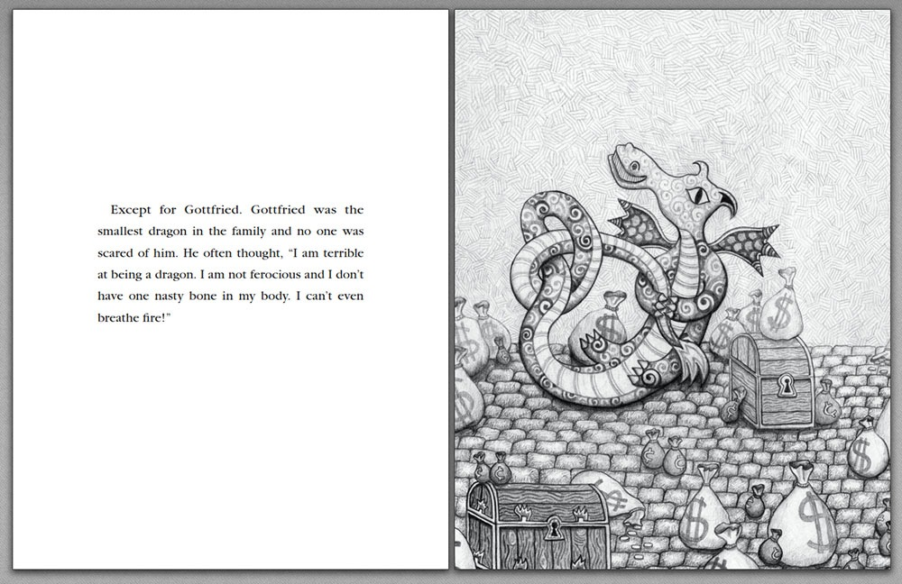 Gottfried the Dragon