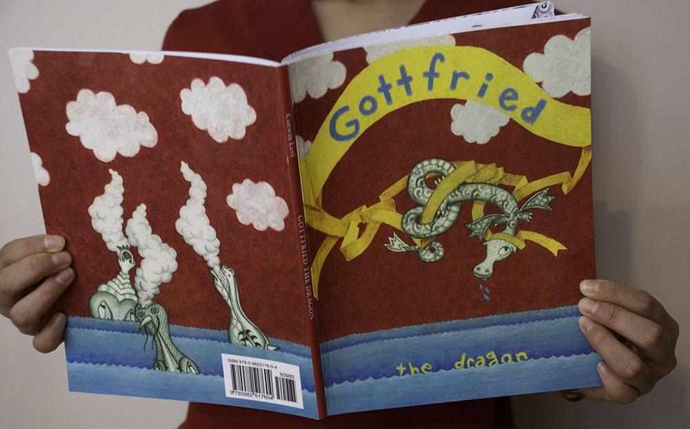 Gottfried The Dragon by Corwin Levi